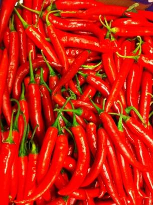 Turkish red chili