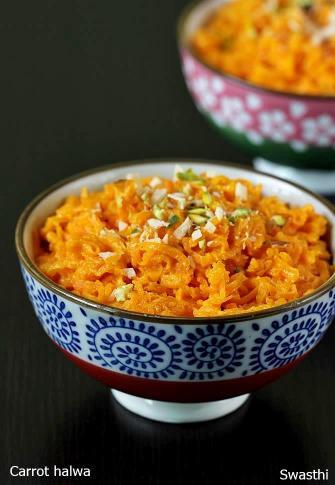 gajar-ka-halwa-recipe-condensed-milk